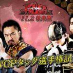 新日本プロレス・試合結果・2020.11.2・ロードトゥパワーストラグル2020・後楽園・三日目【オープニングVTR】