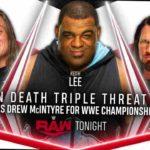 AJスタイルズがフェノメナルフォアアームでリドル撃破、WWE王座挑戦権獲得!【WWE・RAW・2020.11.30・PART2】