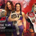 WWE・2020.12.20・TLC2020・試合結果・PART2【女子タッグ王座戦~ワイアット対オートン】