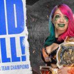 アスカ&シャーロット・フレアーが好連携でWWE女子タッグ王座初防衛!【WWE・スマックダウン・2020.12.25・PART1】