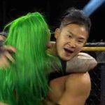 KUSHIDAが男女混合戦で北米王者ガルガノからピンフォール勝ち!【WWE・NXT・2021.1.6・PART2】