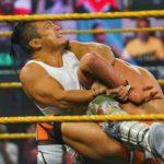 KUSHIDAが北米王者をホバーボードロックで襲撃「次の挑戦者はこの俺、KUSHIDAだ」【WWE・NXT・2021.1.13・PART1】