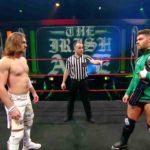 神童ベン・カーターのWWEデビュー戦、クルーザー級王者の逆指名でいきなり王座挑戦!【WWE・NXT UK・2021.1.7】