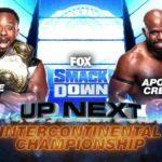 IC王座戦、ビッグE対アポロ!SDタッグ王座戦、ストリートプロフィッツ対ジグラー&ルード!【WWE・スマックダウン・2021.1.8・PART1】