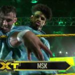 元インパクトのラスカルズが「MSK」としてWWEデビュー!【WWE・NXT・2021.1.13・PART2】